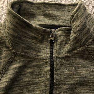 Grey soft jacket